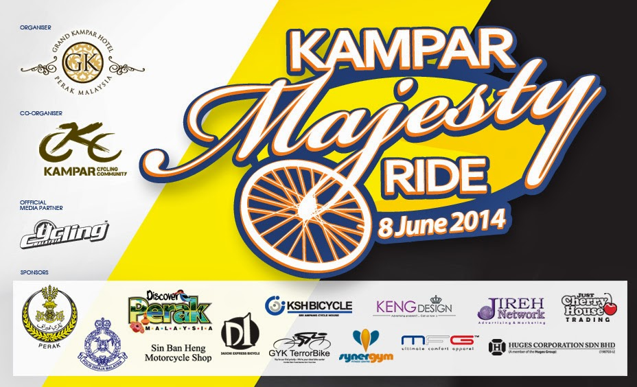 Kampar Majesty Ride 2014