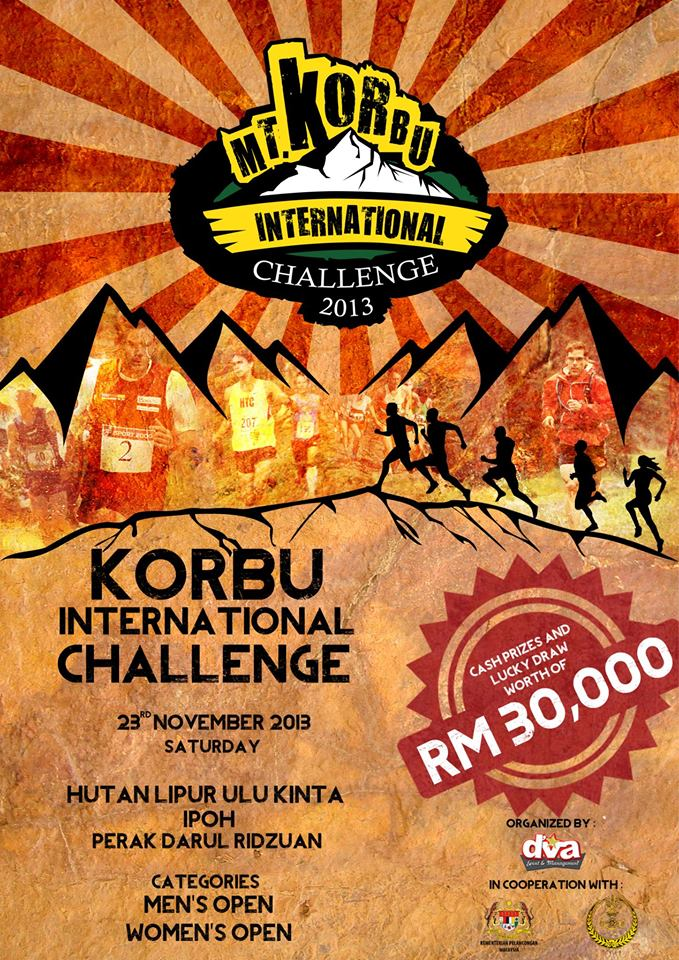 Korbu International Challenge 2013